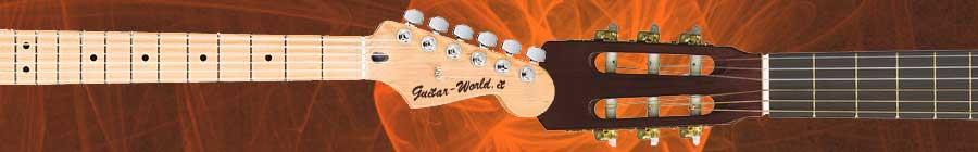 header mondo della chitarra