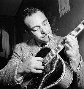 Storia della chitarra jazz: Django Reinhardt