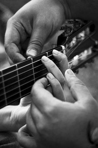 lezione e corso di chitarra