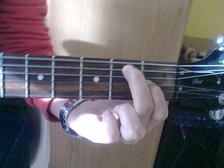 accordi di settima di dominante chitarra