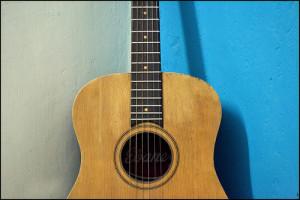 Foto: chitarra classica