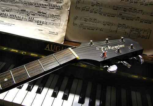 Lezione di chitarra: Tono e Semitono