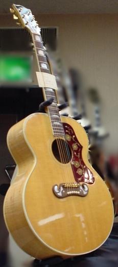 chitarra acustica jumbo gibson