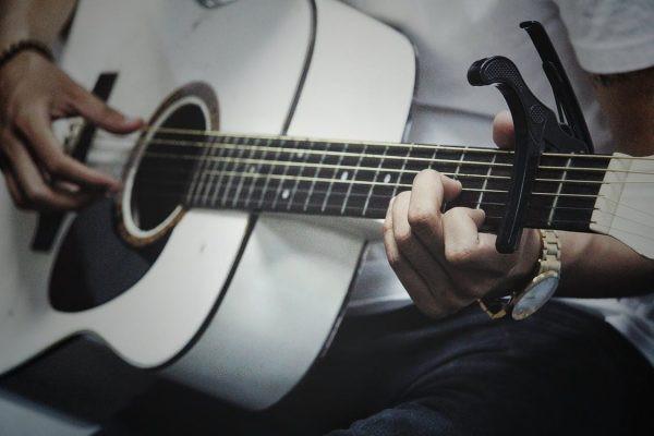 chitarra arpeggiata